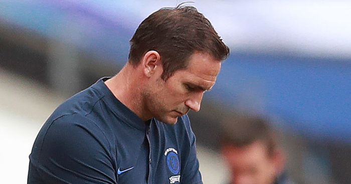 Lampard lashes into 'lazy' Chelsea players
