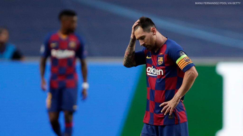 Baryen demolish hapless Barcelona to march into UCL semi-finals