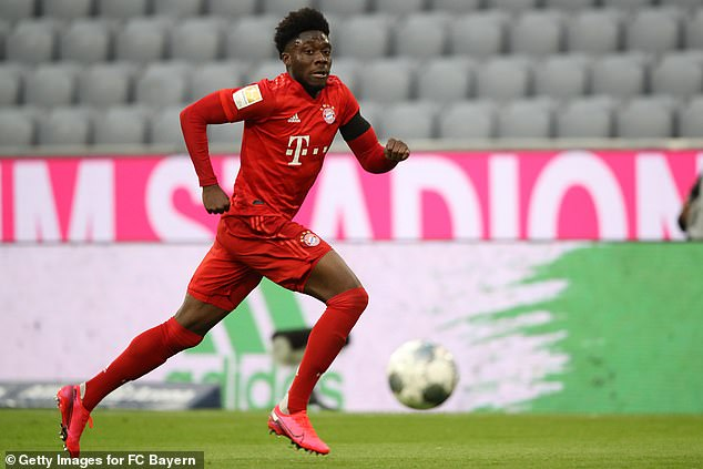 Story of Alphonso Davies' rise told after escaping poverty and crossing over dead bodies to get food