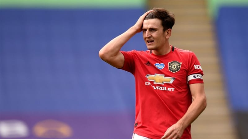 Man United decide on Harry Maguire captaincy after player is charged with multiple offences in Greece