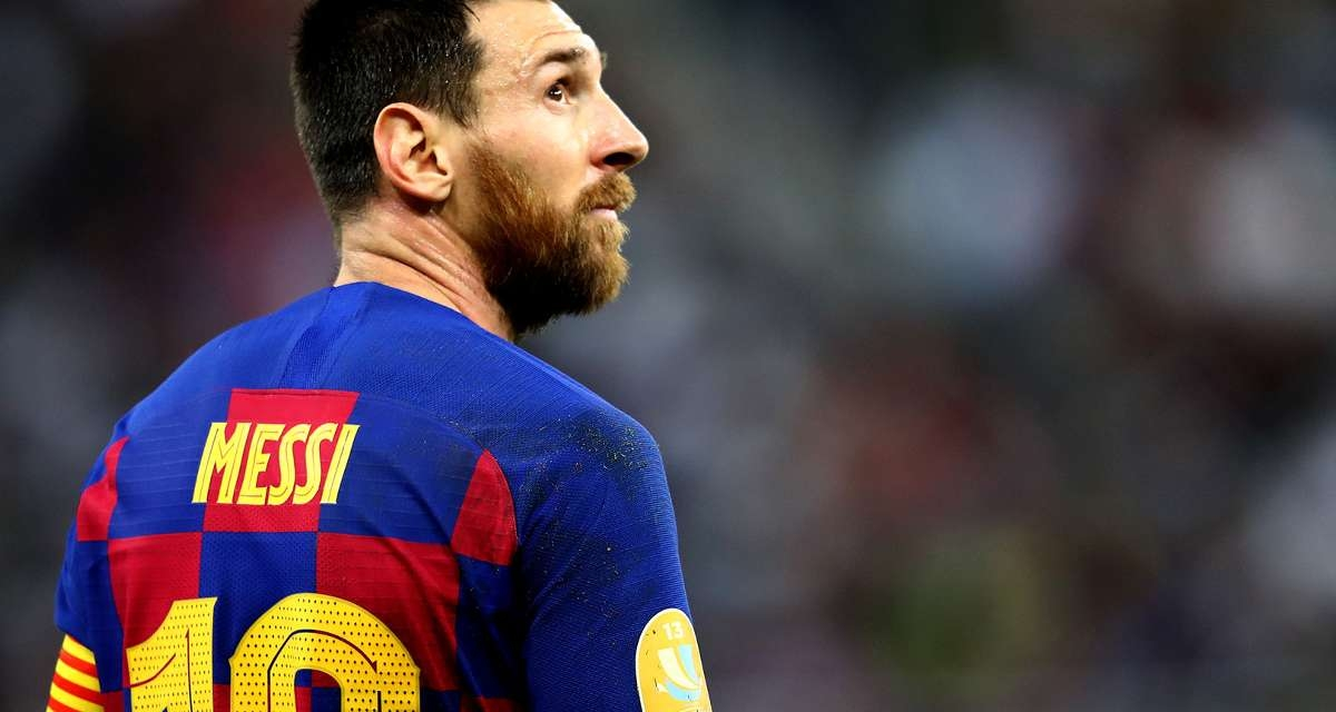 Messi's father & agent makes massive hint on son's future after talks with Barca president