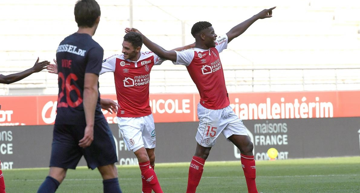 Video: Munetsi's first goal in French top-flight