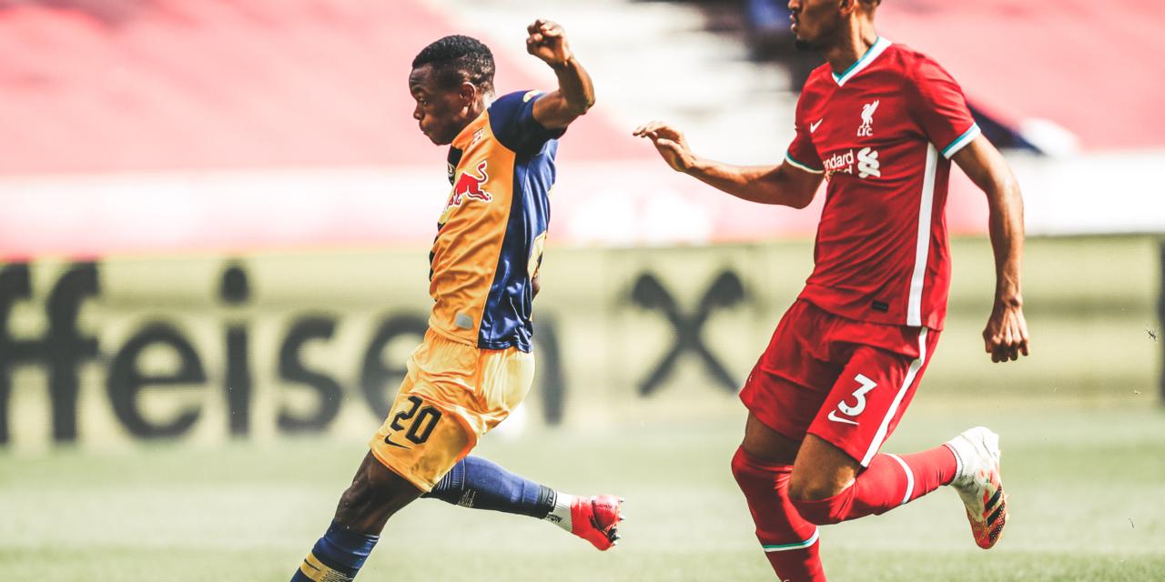 Video: Zambian star Patson Daka scores brace against Liverpool