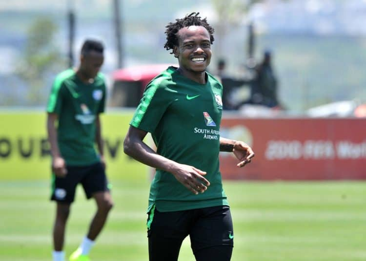 Video: Anderlecht's unveiling of Percy Tau