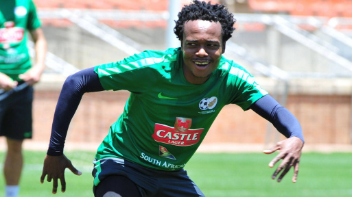 SA forward Percy Tau returns to Belgium to start another loan spell