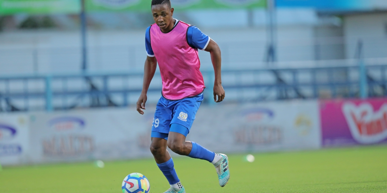 Prince Dube's jersey number at Azam revealed