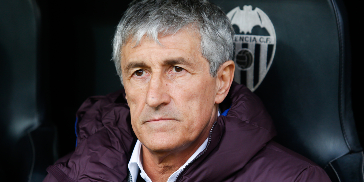 Barca president delivers massive hint at the future of Setien
