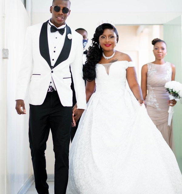 Gallery: Hadebe weds his sweetheart