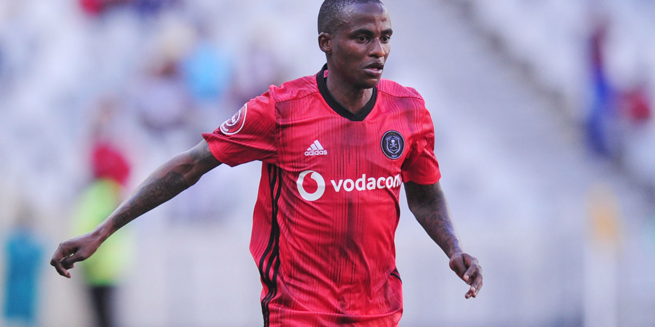 Pirates pardon Thembinkosi Lorch