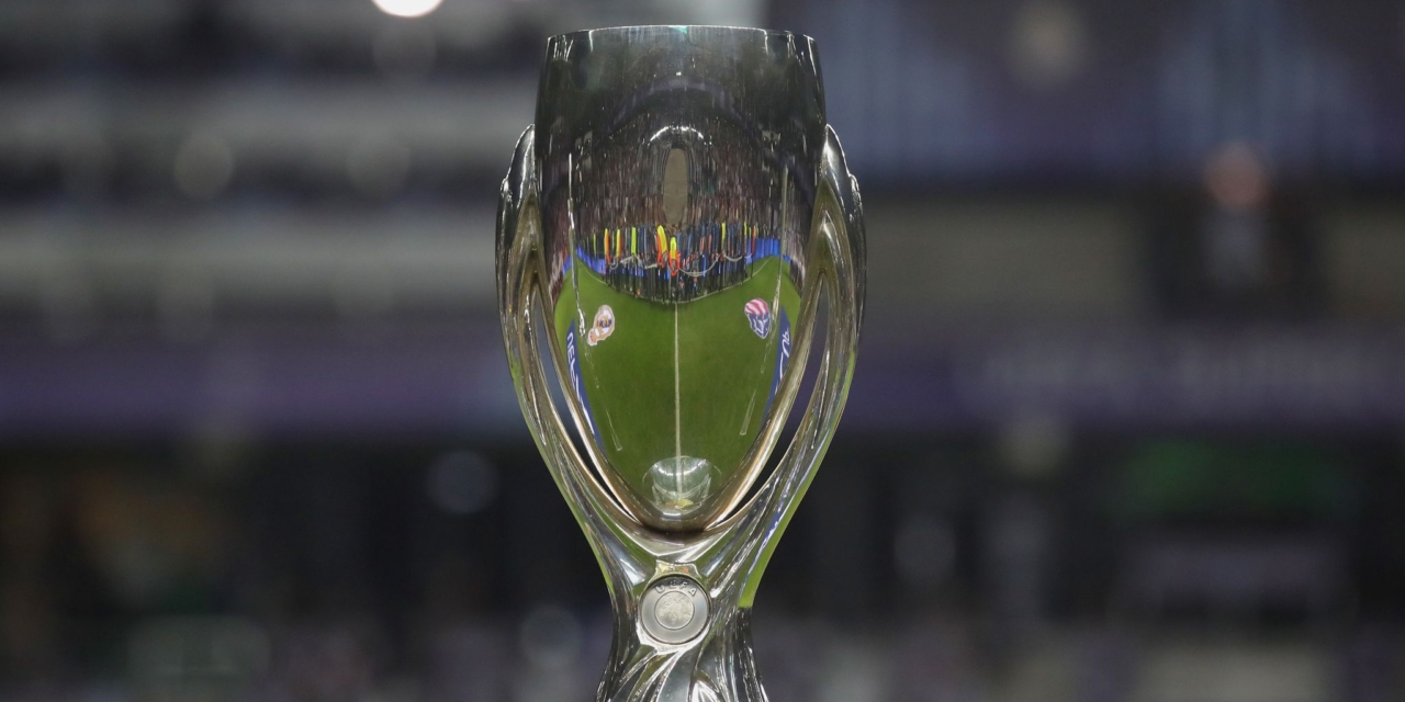 Uefa Super Cup date and venue confirmed