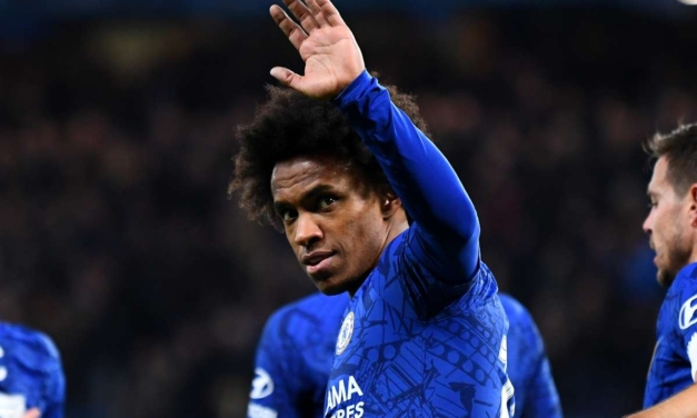 Willan's message to Chelsea fans as he confirms departure