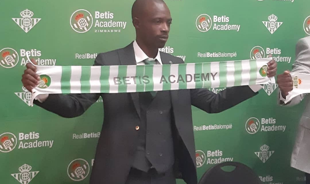 Official: Murape Murape named new Real Betis Academy coach