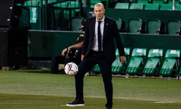 Controversy mars Zidane's 100th LaLiga win as Madrid coach