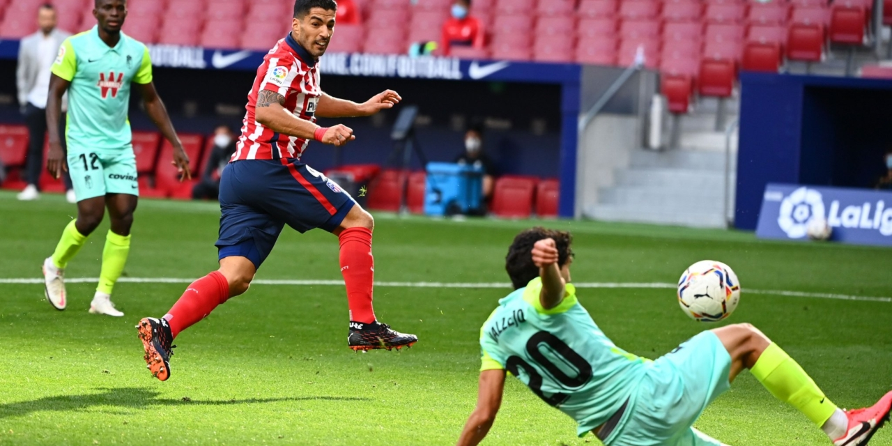 Suarez bags brace and an assist on Atletico debut
