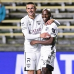 Video: Musona's goal for KAS Eupen