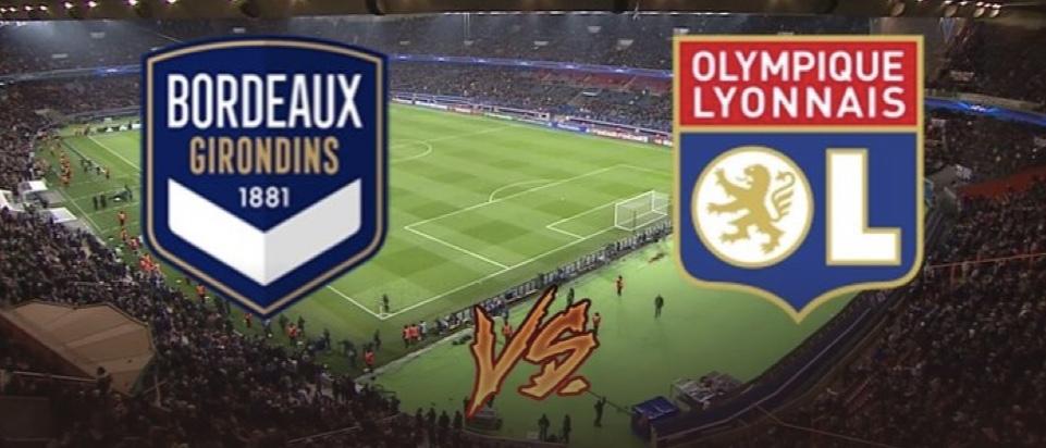 Bordeaux v Olympique Lyon: Confirmed team news