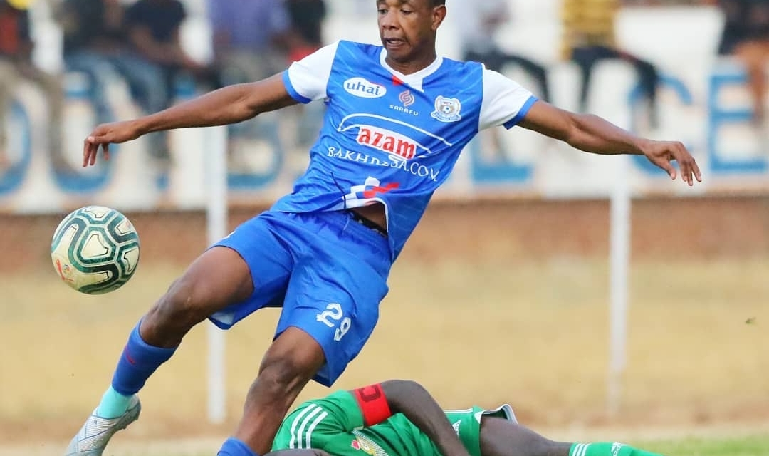 Prince Dube plays another critical role in Azam victory
