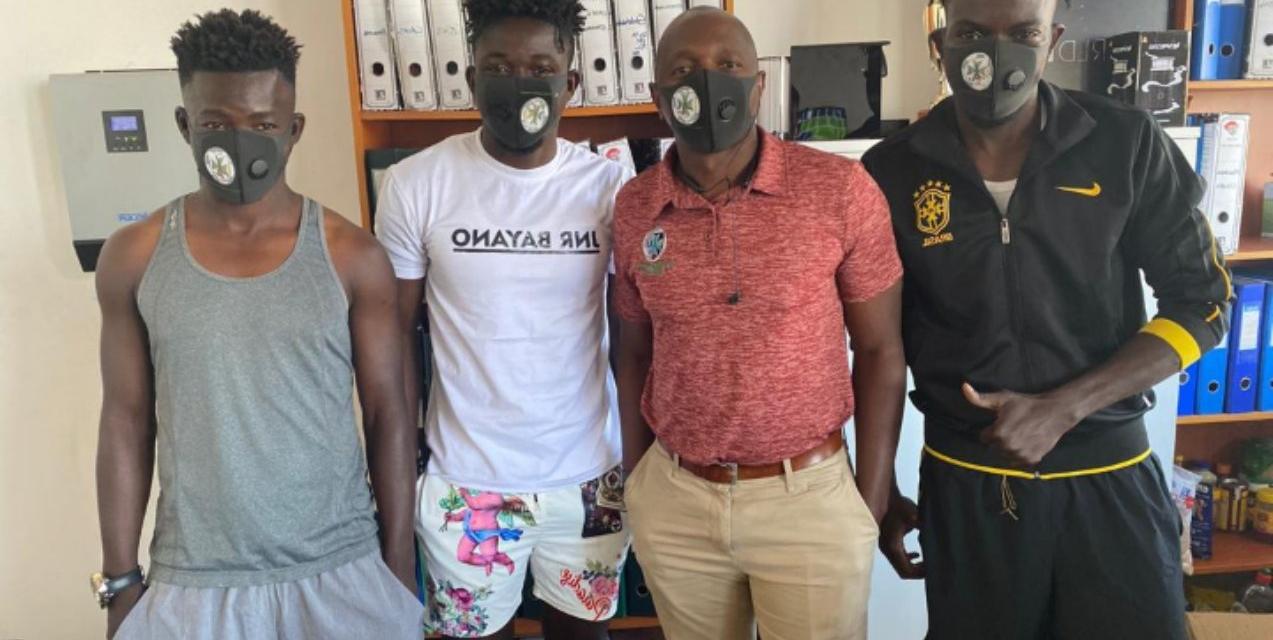 FUZ, ZIFA rescue stranded Ghanaian footballers