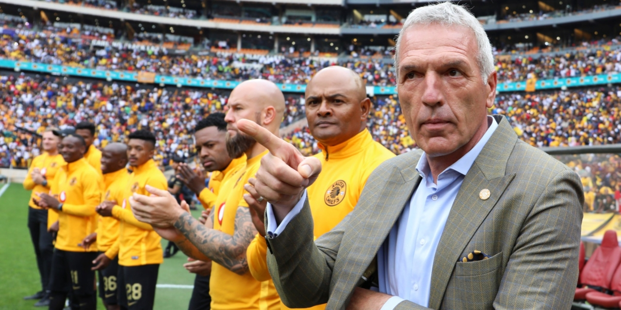 Update on Middendorp's future at Chiefs