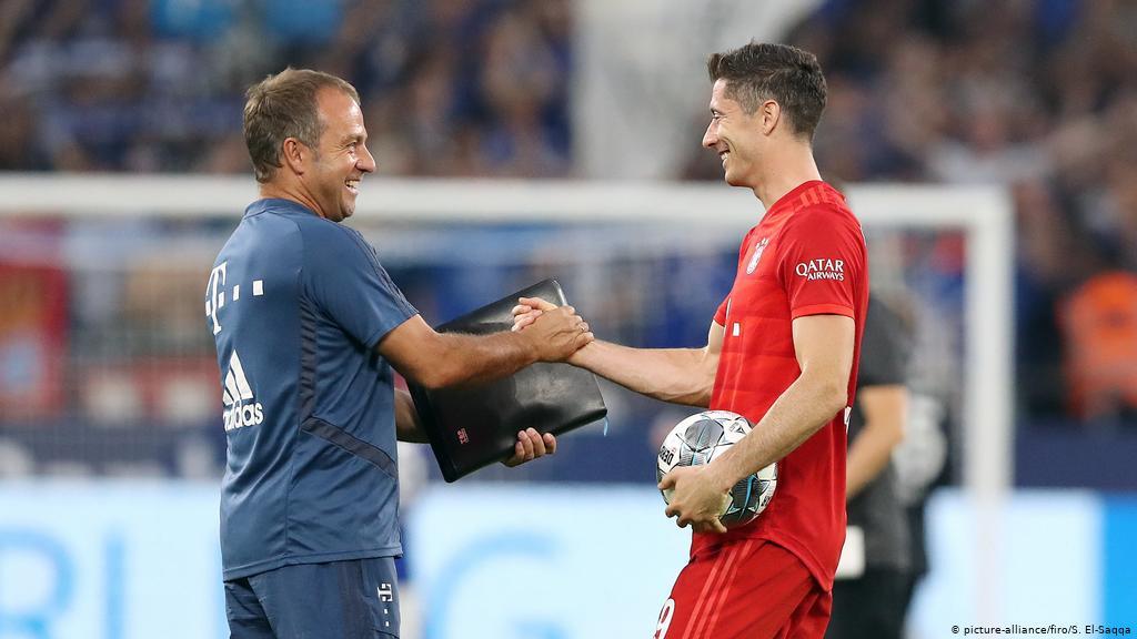 Bayern dominate UEFA Awards as Lewandowski is named Player of the Year