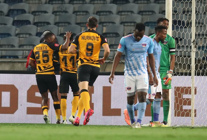 Billiat solitary strike edges Chiefs closer to the title