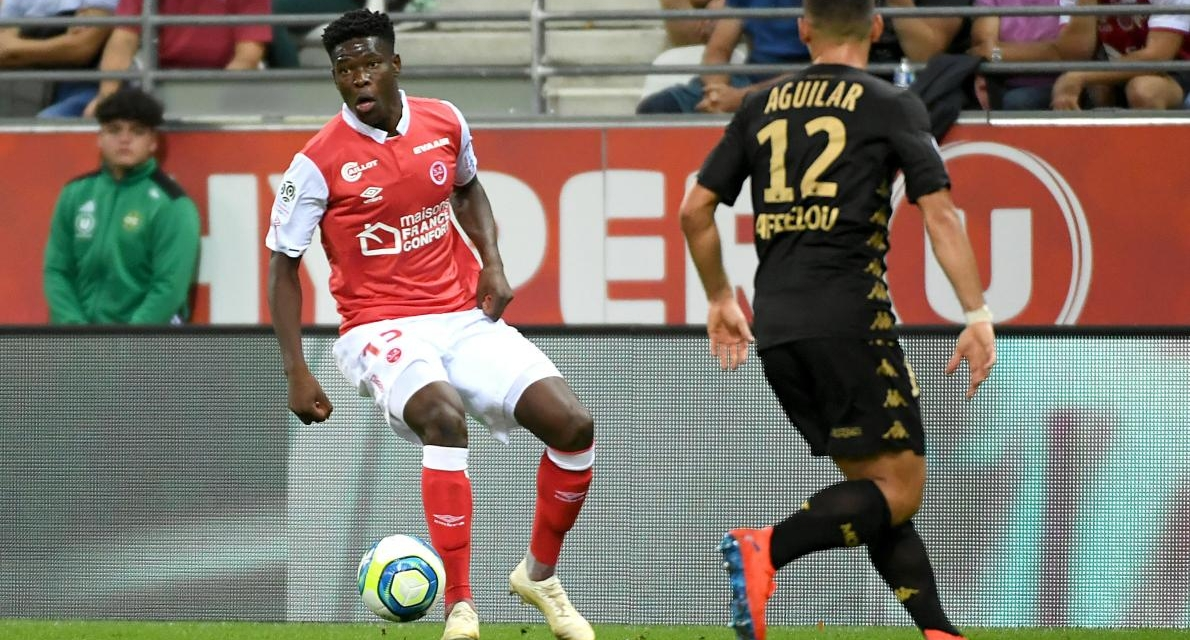 Reims coach defends Munetsi after a grave mistake in Angers' defeat