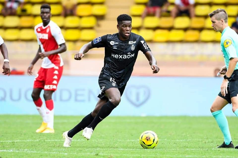 Marshall Munetsi in Stade de Reims matchday squad after missing Zimbabwe trip