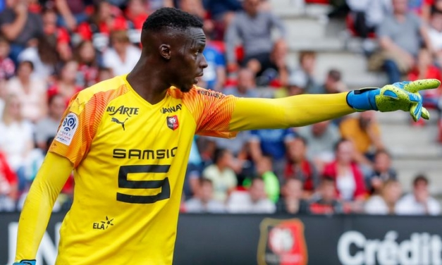 Lampard confirms deal for Edouard Mendy