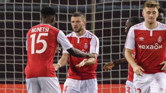 Marshall Munetsi's stats in Stade de Reims' 4-0 victory over Montpellier