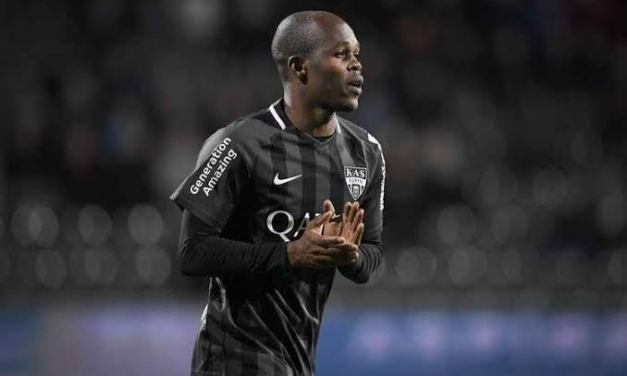 Musona shifted to another position as he makes another start