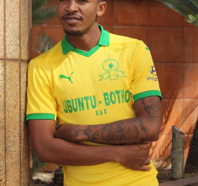 Gallery: Sundowns release 2020/21 kit with a new logo