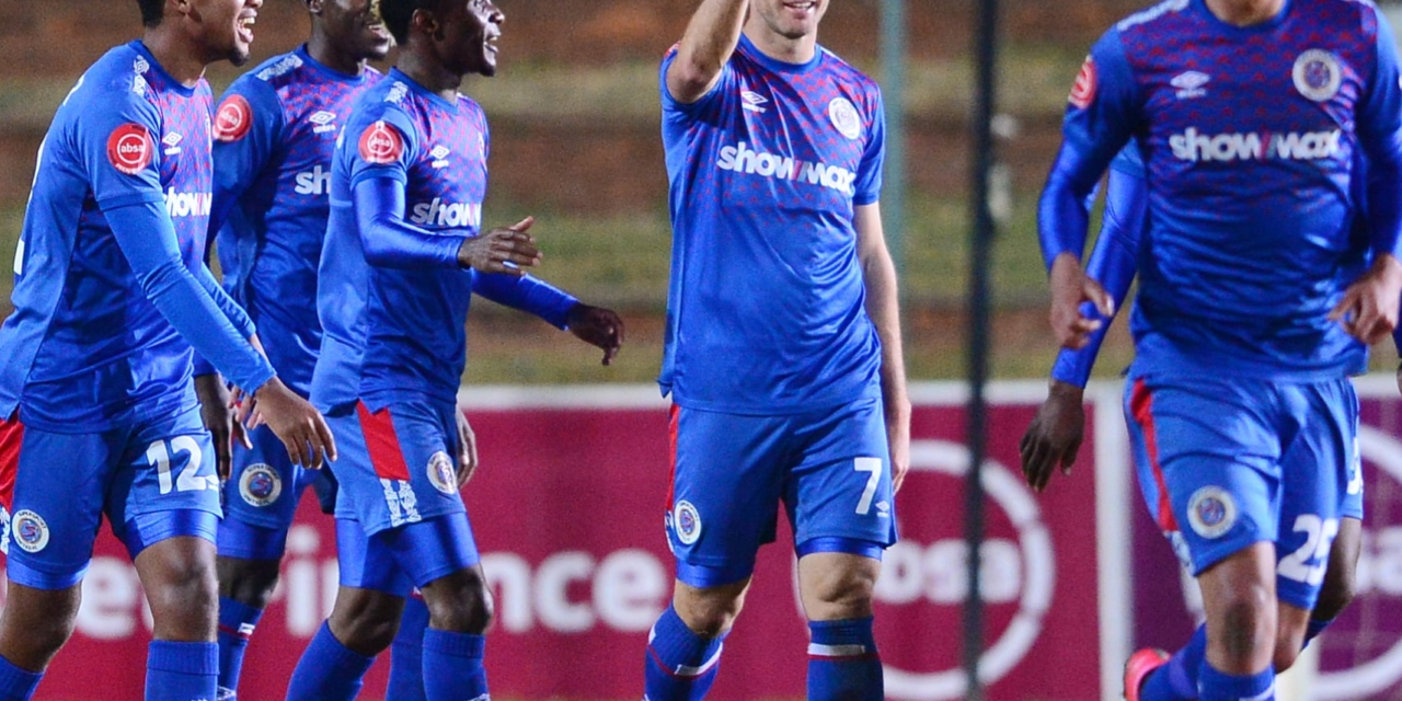 Mahachi on target as SuperSport United consolidate Confed Cup spot