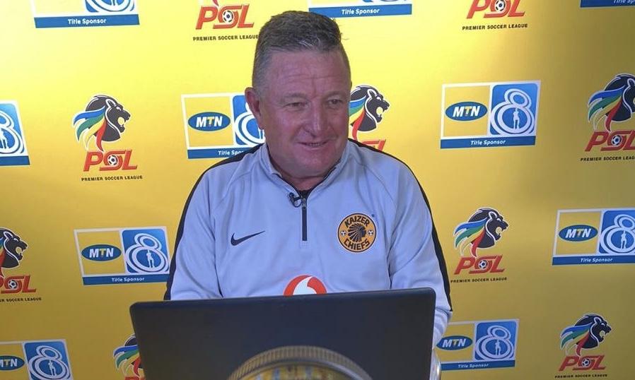 Kaizer Chiefs v Maritzburg Utd: Confirmed starting XIs