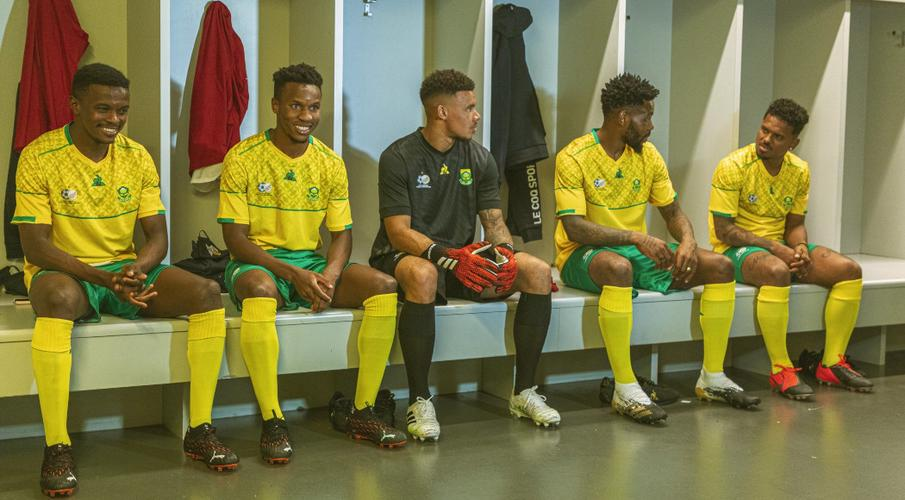 SAFA unveils kits with new technical sponsors