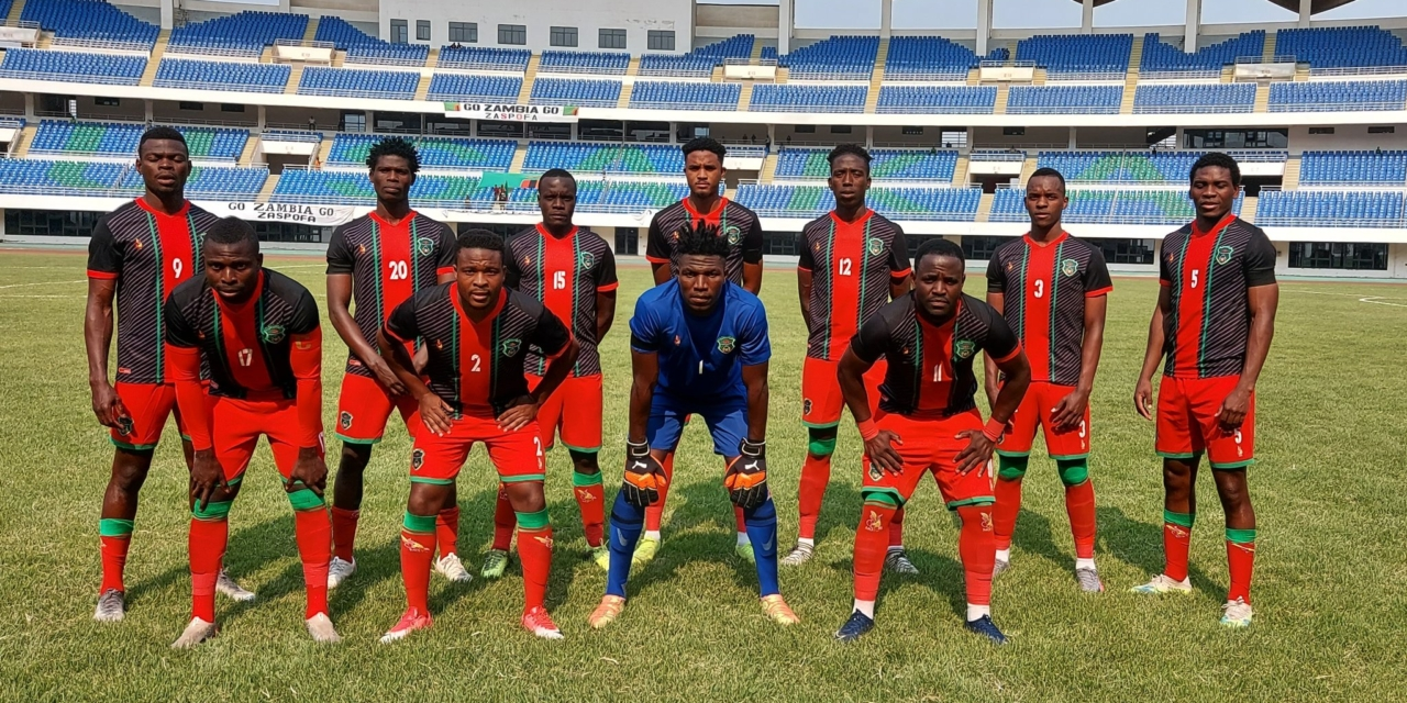 Warriors' opponents Malawi field full-strength team in Chipolopolo friendly