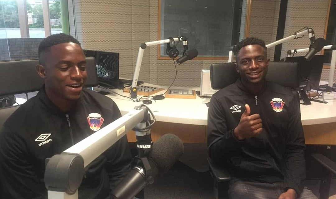 Moyo twins get offers from Europe and SA, reveals Thabani