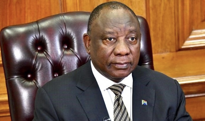 Ramaphosa wades in on Pitso Mosimane's departure to Al Ahly