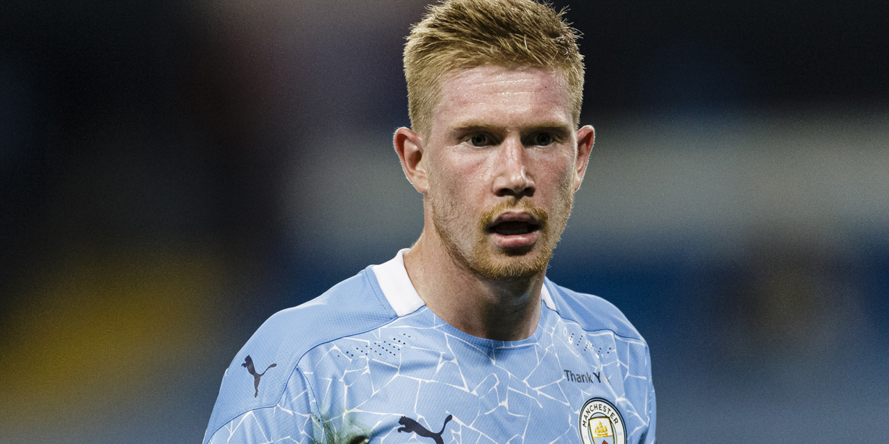De Bruyne out of Arsenal match
