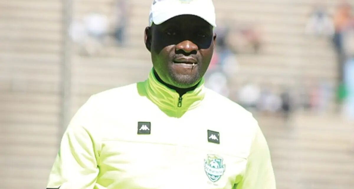 FC Platinum part ways with league title-winning coach Sweswe