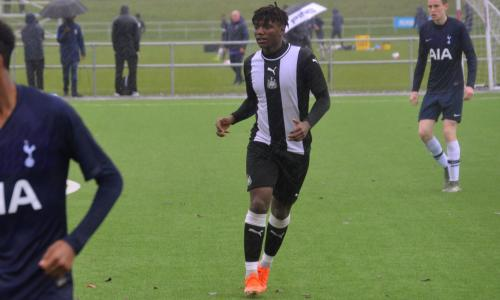Zim midfielder named among top prospects of 2020 in England
