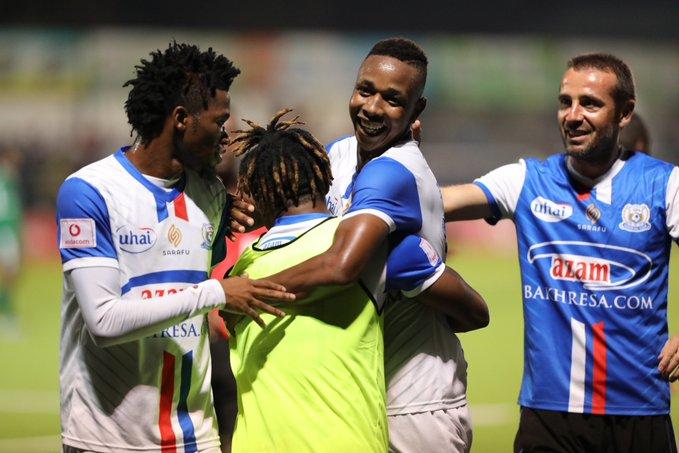 Video: Unstoppable Prince Dube hits a brace in Azam victory