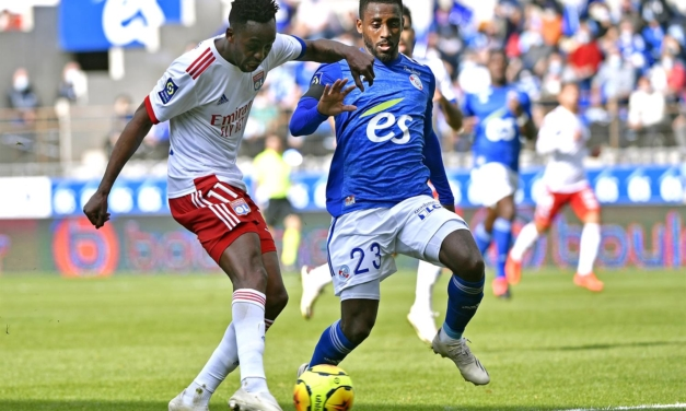 Video: Tino nets first goal for Lyon