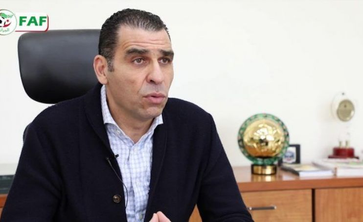Algerian FA makes u-turn on plans to have fans at Algeria-Warriors match