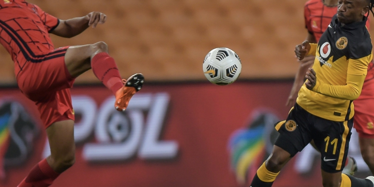 Kaizer Chiefs held by TS Galaxy