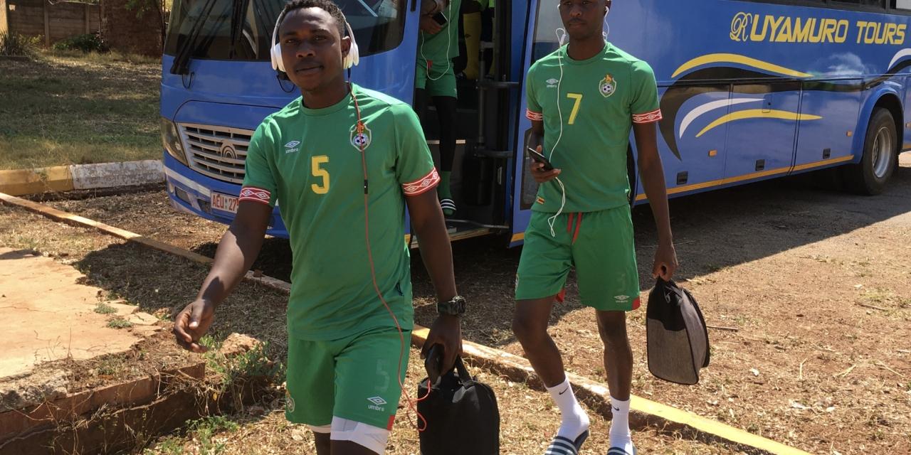 Unfazed King ready for Algeria battle