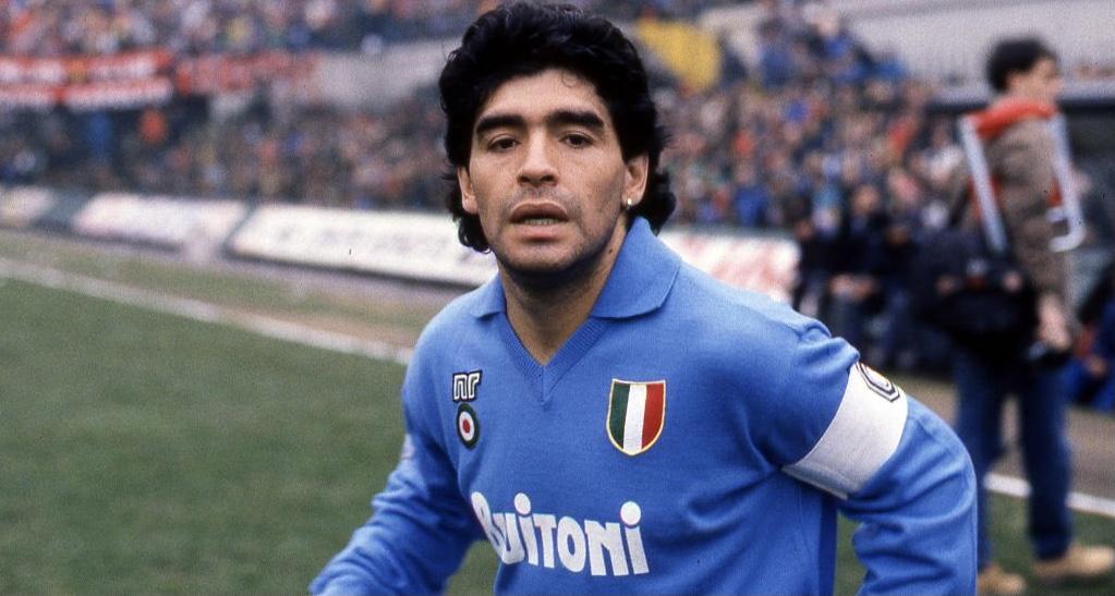 Argentine legend Maradona dies
