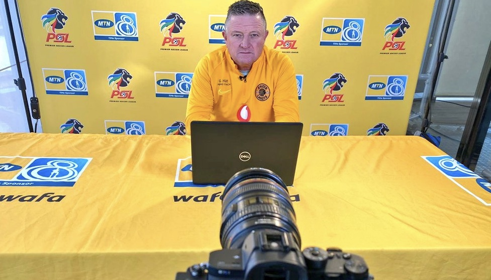 Hunt counting on Billiat to end Chiefs' goal drought