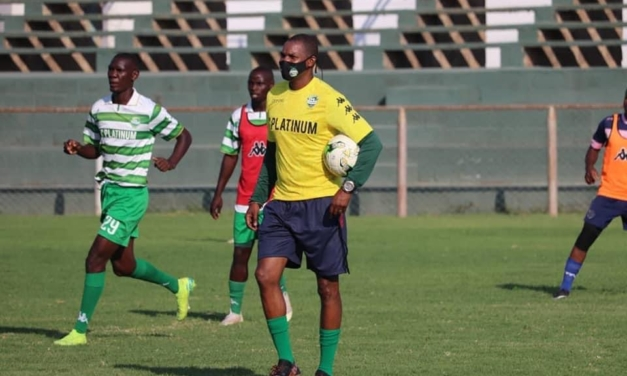 Mapeza praying for new signings to adjust to his philosophy ahead of CL encounter