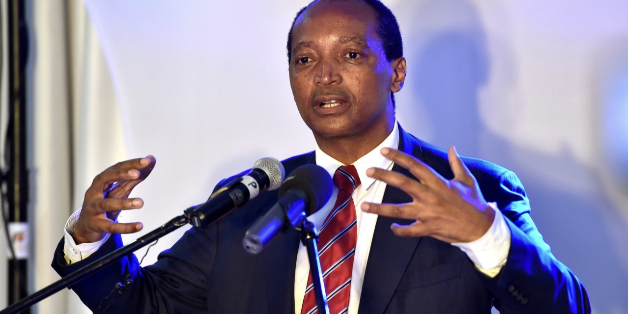 Motsepe set sights on CAF presidency