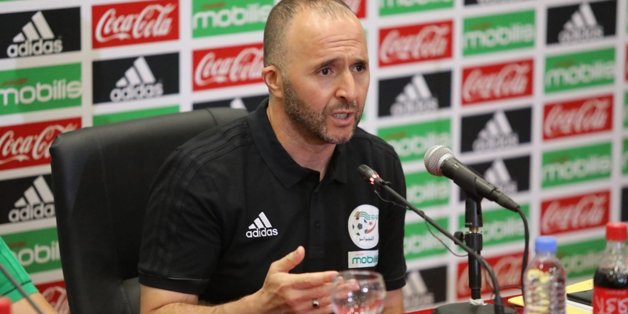 Algeria coach draws-up preliminary squad for Warriors games